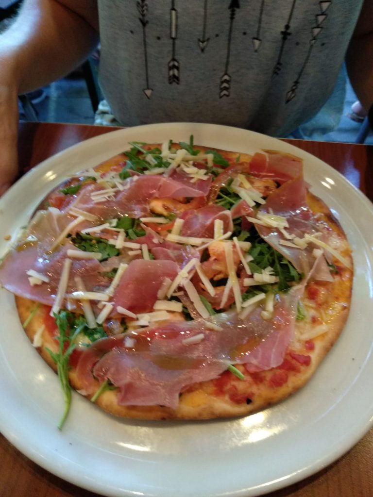 Pizzesco in Munich, Germany