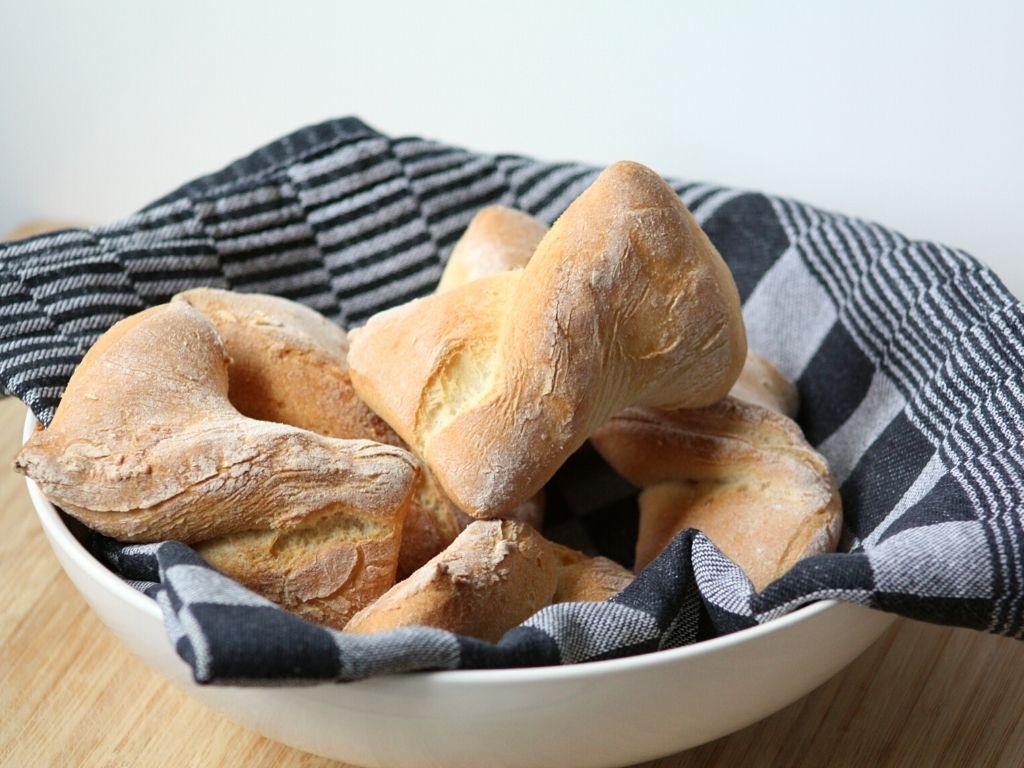 Gluten-free Italian ciabatta